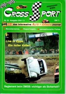 Artikel Über das Nachtrennen in Dauborn 2001