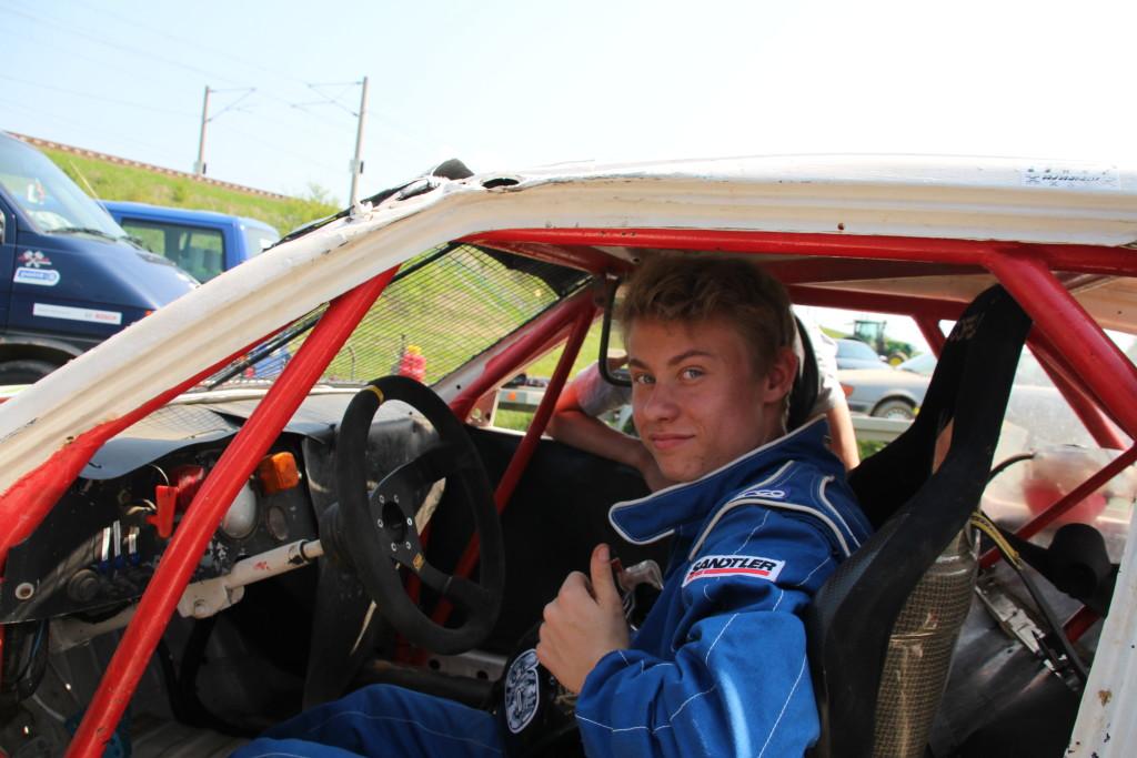 Ben Köppel Jugendklasse DRCV Autocross