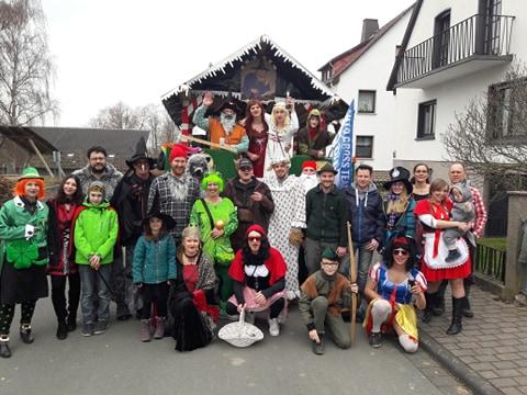 Fasching 2019 ACT Dauborn