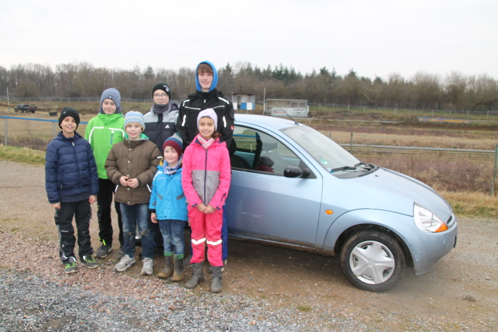 Jugendklasse ACT Dauborn Autocross